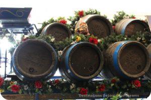 Schell's beer wagon