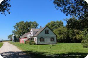 Manitoba Mennonite Street Village - Neubergthal National Historic Site