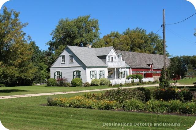 Hamm House, Neubergthal National Historic Site