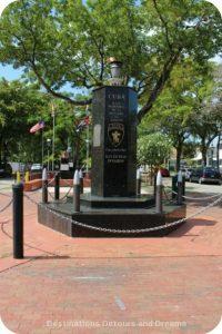 Bay of Pigs Memorial, Little Havana, Miami