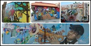 Murals in Little Havana, Miami