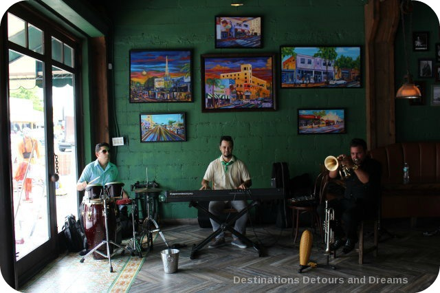 Band in Little Havana