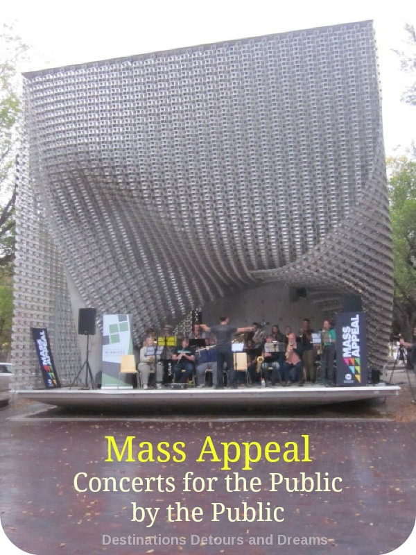 Mass Appeal Winnipeg - Concerts for the Public by the Public