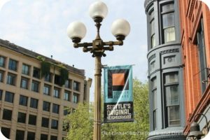Seattle's Original Neighbourhood - Pioneer Square