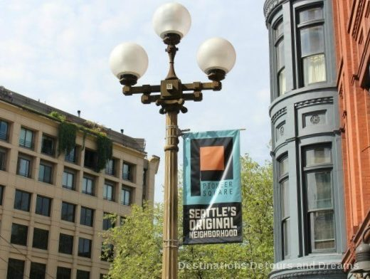 Seattle's Original Neighbourhood - Pioneer Square