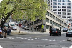 """The """"sinking ship"""" parking garage in Seattle's Pioneer Square mobilized historical preservationists"""