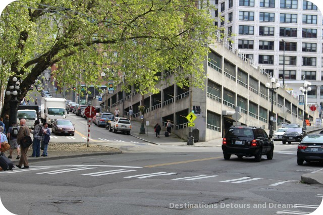 "The ""sinking ship"" parking garage in Seattle's Pioneer Square mobilized historical preservationists"
