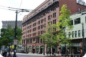 Morrison Hotel, Seattle