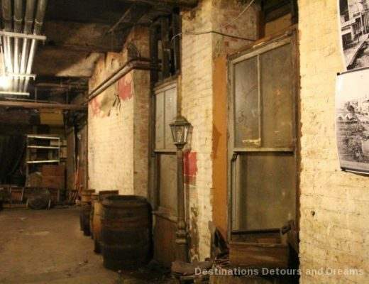 Underground Seattle: City Beneath a City