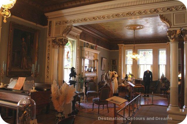 Craigdarroch Castle: Drawing Room