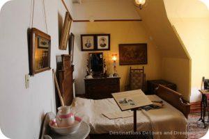 Craigdarroch Castle: Maid's room