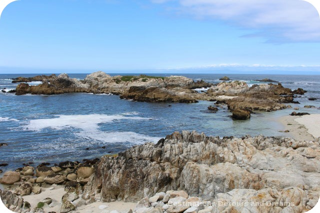 A Day in Monterey: Asilomar Beach