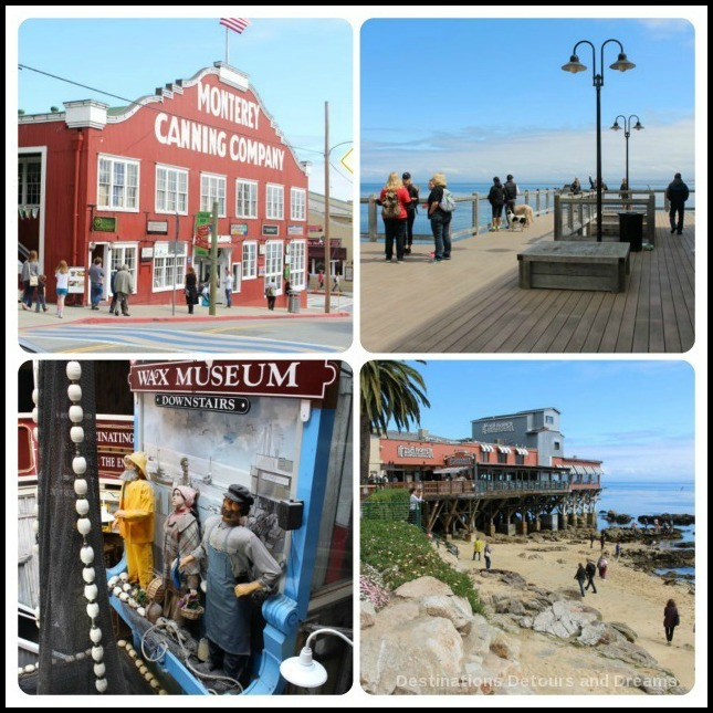 A Day in Monterey: Cannery Row