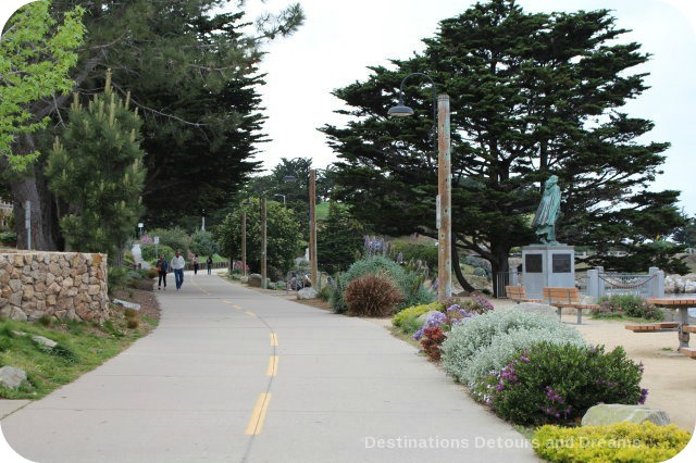 A Day in Monterey: Monterey Coastal Recreational Trail