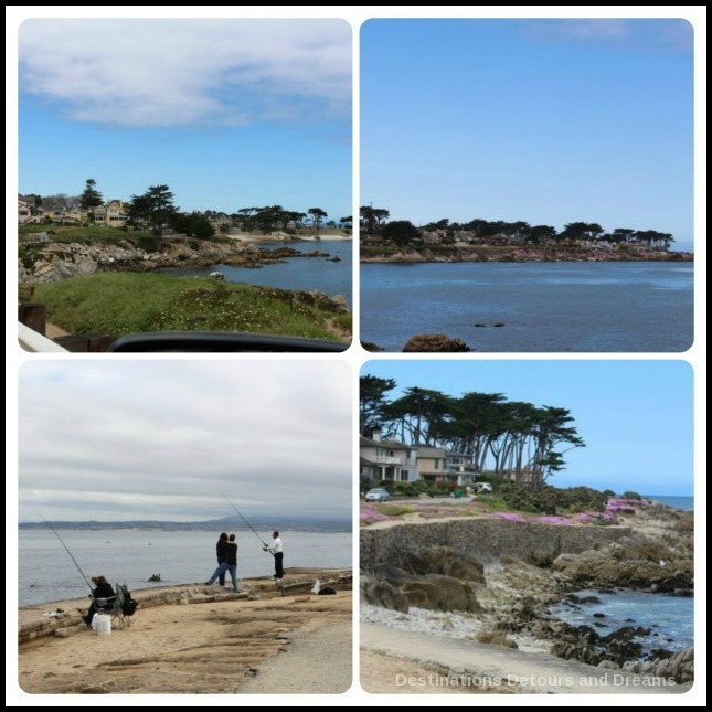A Day in Monterey: scenic drive