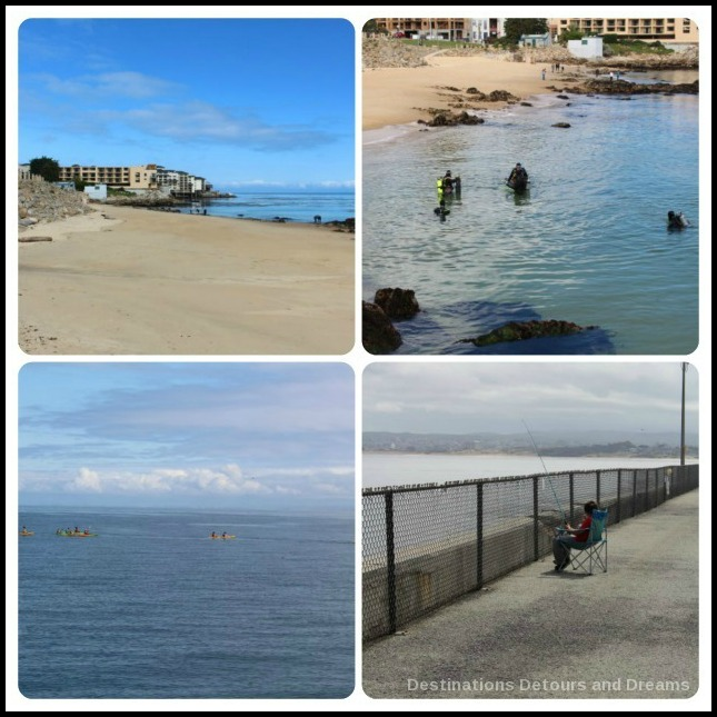 A Day In Monterey: San Carlos Beach