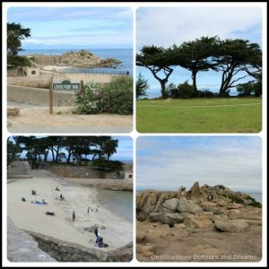 A Day in Monterey: Lovers Point