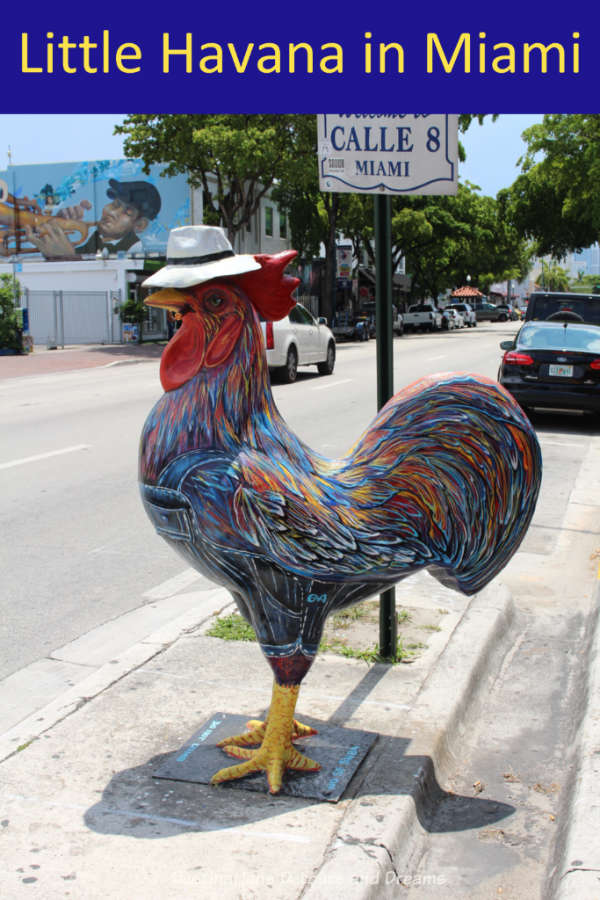 Calle Ocho, the Cuban district of Miami, Florida known as Little Havana #Miami #Florida #Cuban #LittleHavana #Havana