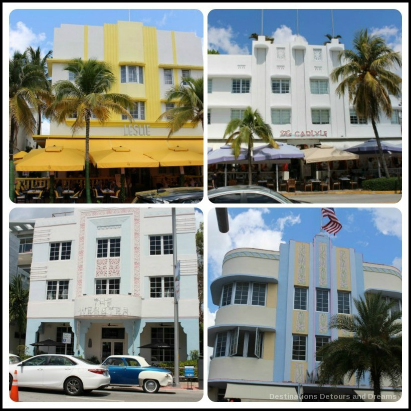 South Beach Art Deco Tour: