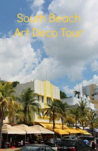 South Beach Art Deco Tour