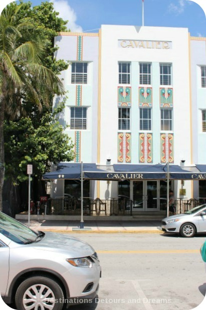 South Beach Art Decor Tour: Cavalier Hotel
