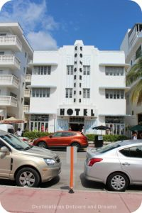 South Beach Art Deco Tour: Congress Hotel