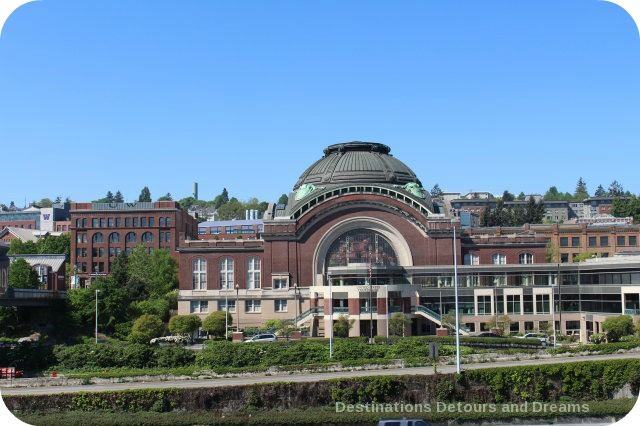 Tacoma: City of Glass - Union Station