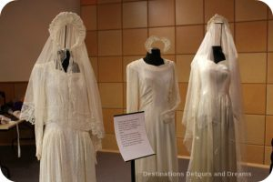 Wedding Dress View Into The Past