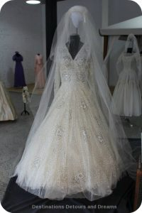 Wedding Dress View Into The Past: Shirley Richardson dress