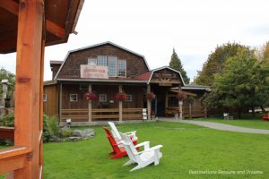 Merridale Cidery on Vancouver Island