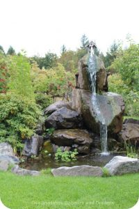 A Merry Time at Merridale Cidery: beautiful grounds