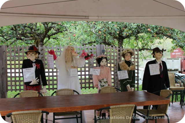 A Merry Time at Merridale Cidery: wedding party