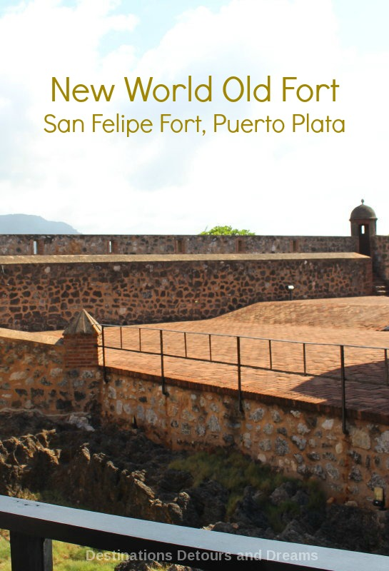 New World Old Fort: Fort San Felipe, Puerto Plata #DominicanRepublic #Caribbean #history