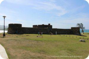 New World Old Fort: Fort San Felipe, Puerto Plata