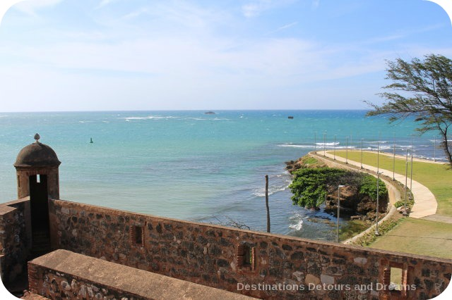 New World Old Fort: Fort San Felipe, Puerto Plata