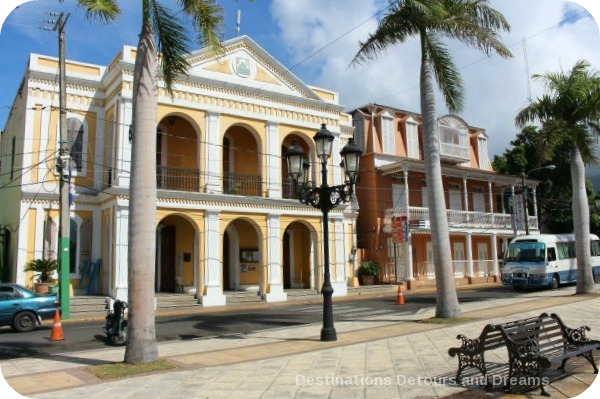 Puerto Plata Highlights: Victorian buildings