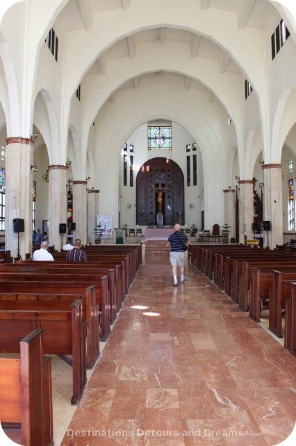Puerto Plata Highlights: Cathedral San Felipe