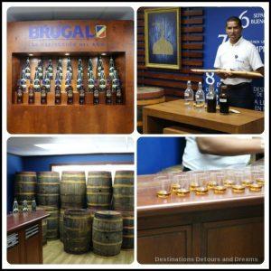 Puerto Plata Highlights: Brugal Rum