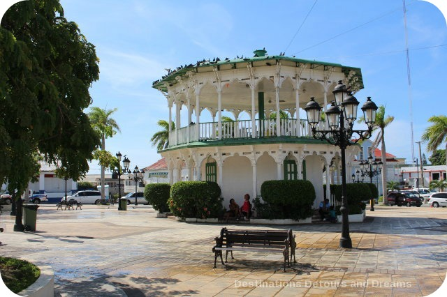 Puerto Plata Highlights: Central Park