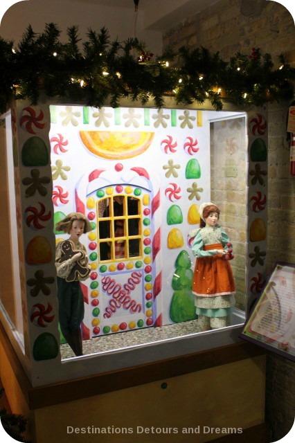 Christmas Fairytale Vignettes: Hansel and Gretel