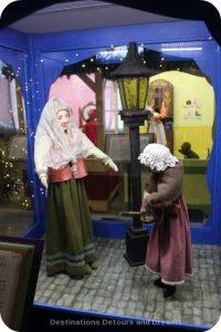 Christmas Fairytale Vignettes: The Little