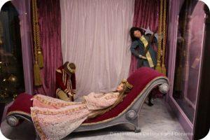 Christmas Fairytale Vignettes: Sleeping Beauty