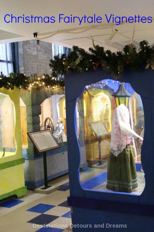Christmas Fairytale Vignettes