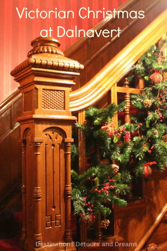 Victorian Christmas at Dalnavert