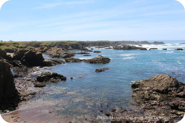 California North Coast Highlights: Glass Beach