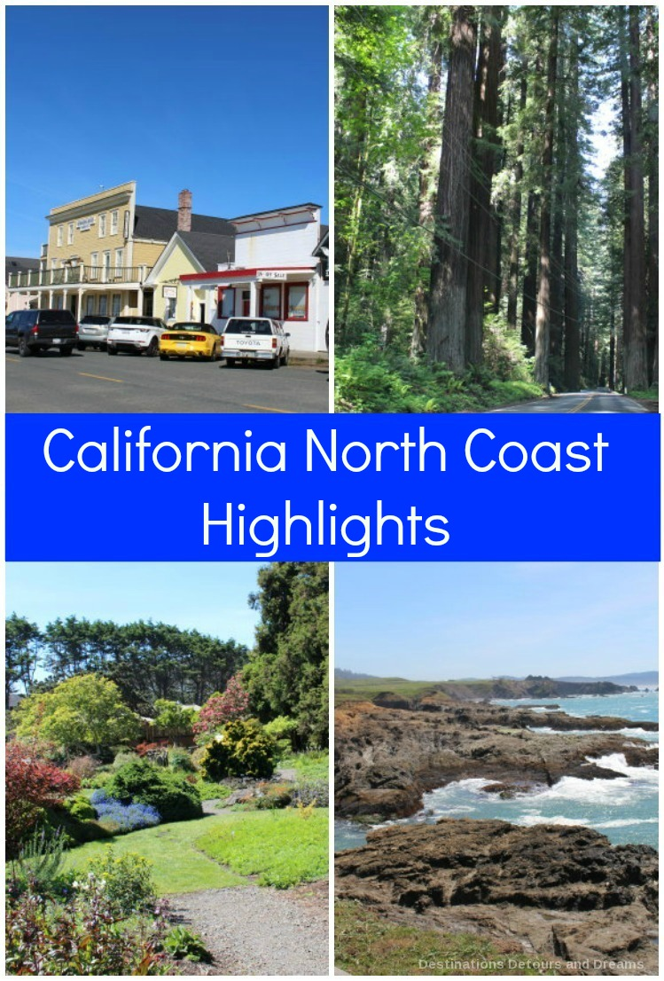 Six California North Coast Highlights #California #CoastalHighway #Pacific