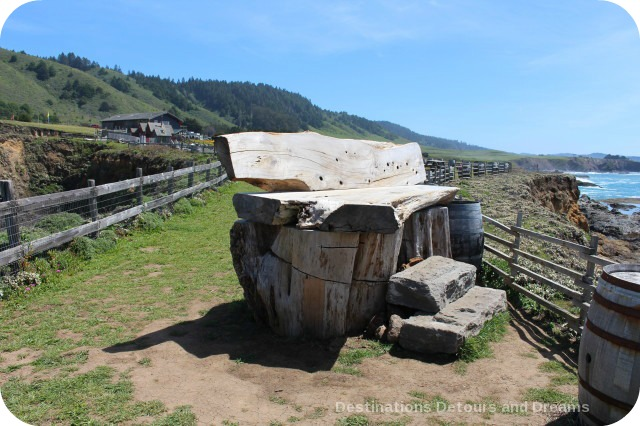 California North Coast Highlights: Pacific Star Winery