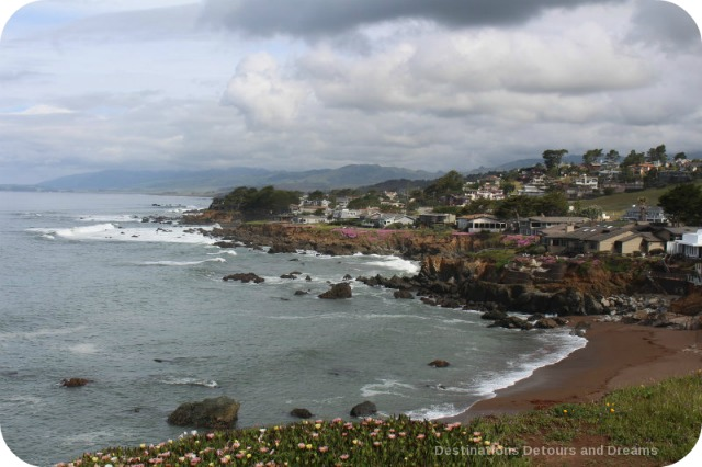 California Pacific Coast: Cambria