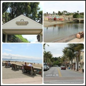 California Pacific Coast: Capitola Village by the Sea