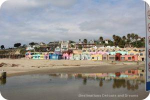 California Pacific Coast: Capitola Venetian Village